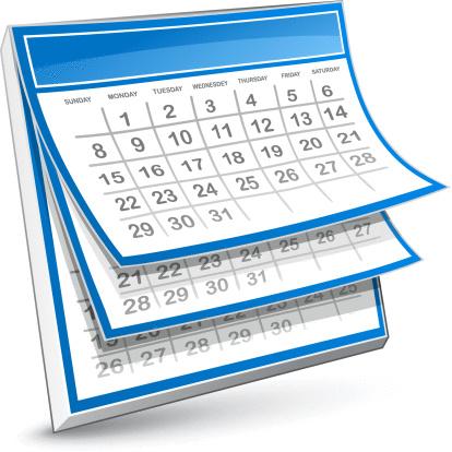 Risultati immagini per calendario scolastico 2018-2019 clipart